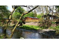Superb Luxury Holiday Lodge Accommodation, Dollar, Clackmannanshire