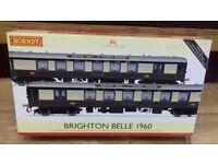 Hornby OO Gauge Train Pack: Brighton Belle 1960: DCC Ready