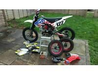 Pitbike YX140 m2r