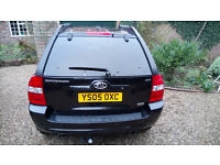 Kia Sportage XS 2.7 V6 Petrol Automatic Very low mileage Excellent Condition