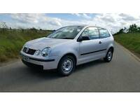 VW POLO 1.2 3dr manual