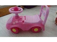 peppa pig toy ride on