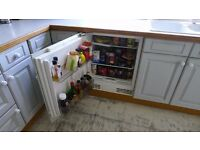 Neff integrated refrigerator