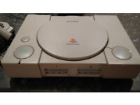 PSX PS1 Bundle Controllers Leads