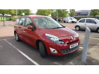 Renault Grand Scenic 2010 Dynamique TomTom version 1.5 dCI 7-seater powered up to 120BHP