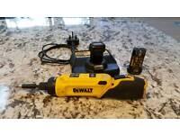 Dewalt DCF680 Screwdriver Cordless 7.2v