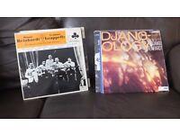13 DJANGO REINHARDT, STEPHANE GRAPPELLI VINYL RECORDS