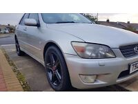 STUNNING LEXUS IS200 6 SPEED. PX POSSIBLE. £995