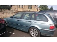 BMW 318i SE Touring Auto. Good Condition.