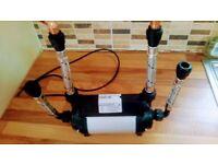 Stuart Turner Techflo TP Standard 1.5 Bar Twin Impeller Shower Pump - 49084