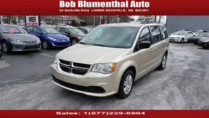 2013 Dodge Grand Caravan SE Stow n Go ($62 weekly, 0 down, all-i