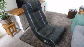 X-Rocker Rebel 2.1 Surround Sound Wireless Adult Gaming Chair