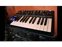 Bass station 2 synth by Novation