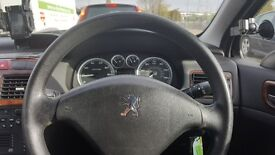 Automatic Peoguet 307 11 Month MOT ( very good condition)