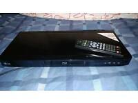 LG Blu-ray Player.