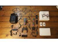 *MINT/BOXED* DJI Mavic Pro Fly More Combo + PolarPro filters + propguards