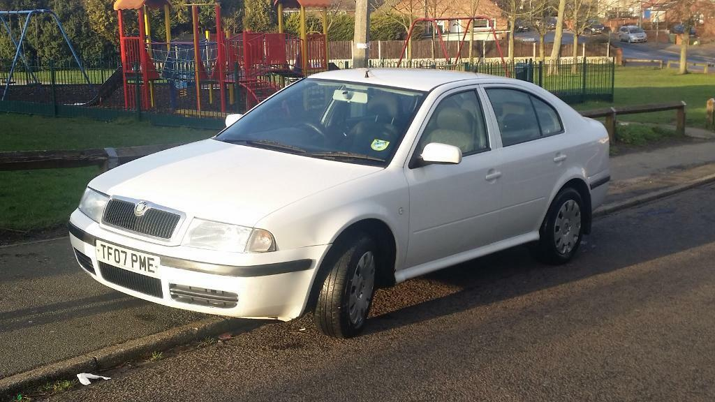 skoda octavia 1 9 diesel 2007 in hendon london gumtree. Black Bedroom Furniture Sets. Home Design Ideas