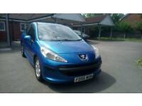 Peugeot 207 petrol 1.4 cheap to insure Bargain