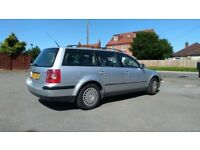 VW Passat 2001 (with new battery)