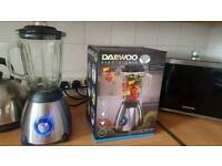 Blender with Box and warranty
