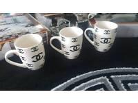 Chanel mugs