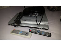 3x DVD Players Please Read