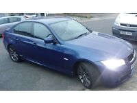 BMW 318 d Sports Plus, low mileage, well maintained powerful engine, full service history. long mot