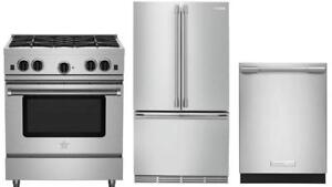 https://aniks.ca/ Professional Kitchen Appliance Package RCS304BV2, RCS30SBV2  Must be Sold ASAP