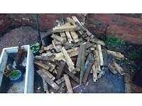 Free decking wood