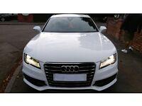 Audi S Line Quattro Diesel White