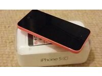 Pink I phone 5c 8gb on the EE network in excellent condition £60