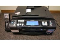 Brother MFC 790CW Fax Scanner Printer and Phone with Bluetooth
