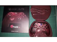 Xbox one gears of war elite controller