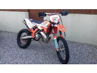 KTM EXC 250 (2T) Swap for 450/525