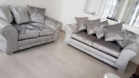 Sofa for sale 3 seater and 2 seater -Used in good condition