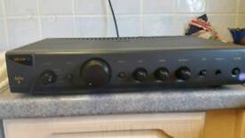 Arcam alpha 8 amplifier