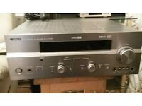 YAMAHA DSP - AX 750 SE AV AMP.
