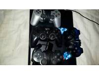 X4 ps2 controllers
