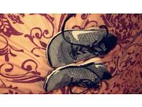Ladies Nike running shoes