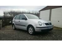 VW POLO 1.4 PETROL 2004