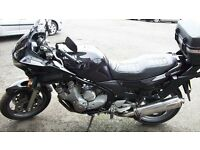 1998 YAMAHA XJ600S DIVERSION - TWIN DISC MODEL - part ex to clear