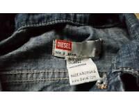 Geniune denim jacket age 3yrs cost £80