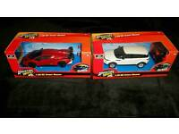 Brand new adventure rc cars. Two