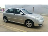 toyota corolla colour col-n 2005 1.6 hpi clear good drive