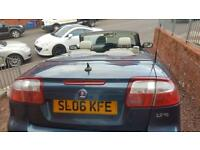saab convertable 1.9TDi 06 model