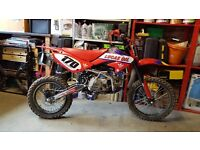 Welsh pit bike 170cc used once