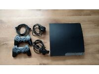 Ps3 sale or swap for moto 360 2 gen ,320gb 2 controllers 7 games ,camera