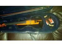 Antoni premiere electric violin +extras