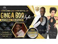 FREE Kizomba class in London