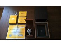 Immaculate Breitling Superocean Chrono A13340 watch